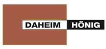 Daheim Hönig